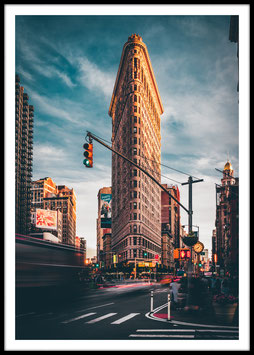 Flatiron Building, Poster