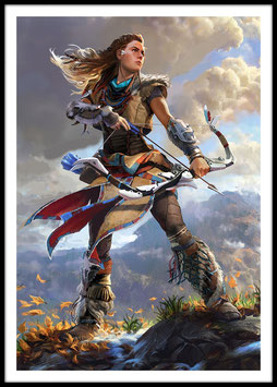Aloy, Poster