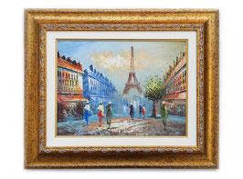 Q00958 - Paesaggio cittadino, Parigi