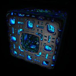 """Fraktalbild - """"Cube"""""""