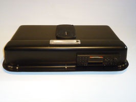 Unimog 406 geschlossenes Haus Radiokonsole