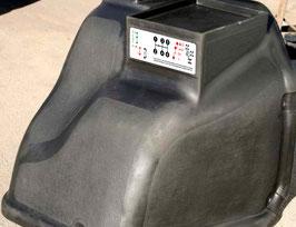 Unimog 403- 406-421 AUFKLEBER Schaltschema Vorschaltgetriebe Drehhebel Lang