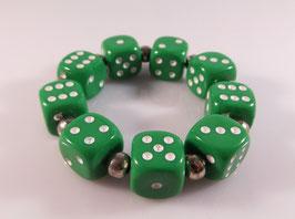 flexible Würfel (16 mm) Armbänder