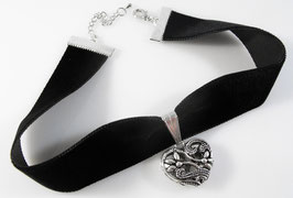 filigranes Herz Collier -LOVE-TRACHT
