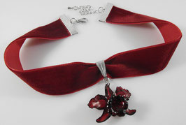 Orchidee Halsband/Collier