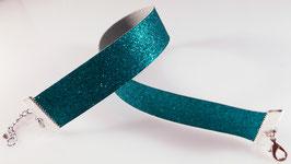 Glitter Halsbänder (22 mm)