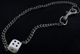 Würfel (25 mm) Hosenkette