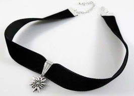 Halsbänder TRACHT Edelweiss - divers -