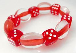 Lady Würfel Armbänder