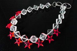 ausgefallene Sterne Hosenkette