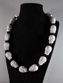 SKULL Totenkopf Halskette