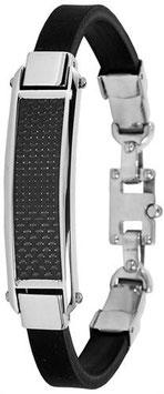 AKZENT Steel Carbon Armband