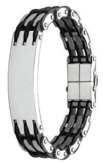 Edelstahl Armband (15 mm)