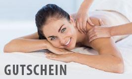 Wellness & Massage Gutschein bestellen