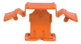 "150 Pack of Orange Seam Clips, 1/16"" Spacer"