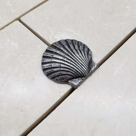 Top Mount Pewter Shell