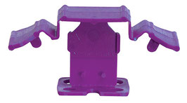"150 Pack of Purple Seam Clips, 3/16"" Spacer"