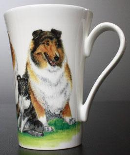 """Roy Kirkham """"Dog Collection"""" Becher"""