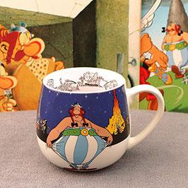 Asterix - ICH BIN NICHT DICK! Tasse