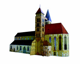Stadtkirche Esslingen St. Dionys Kids