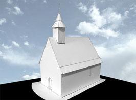 Siechenkapelle Balingen Balingen zum Anmalen