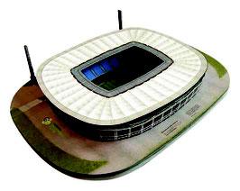 Stadion Frankfurt