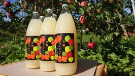 りんごジュース(各種) 1,000ml 6本入り