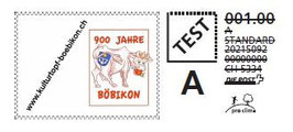 900 Jahr Böbikon Briefmarken