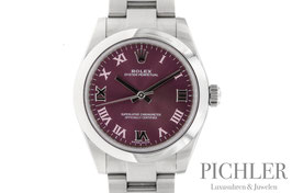 Rolex Oyster Perpetual 31 Red Crape