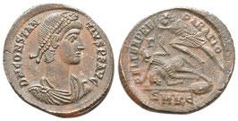Constantius II - Maiorina - Kyzikus - Reitersturz - vzgl./s.sch.