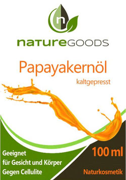 Papaya Kernöl 100ml