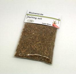 Blumenerde - Potting soil
