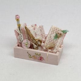 Nähkörbchen - Sewing basket