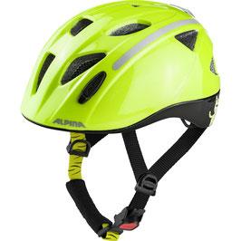 Alpina Helm XIMO FLASH BE VISIBLE NEON