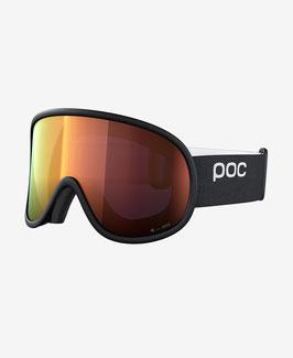POC Retina BIG  Clarity Schwarz