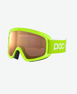 POCITO  KINDERSKIBRILLE OPSIN FLUORESCENT YELLOW/GREEN