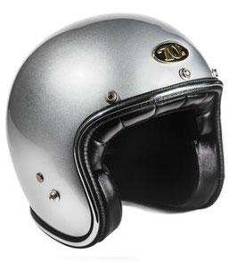 70's HELM SUPERFLAT CLASSIC SILVER