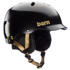 Bern Skihelm Lenox MIPS Satin Black