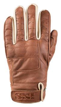 Ixs Motorradhandschuhe Classic LD Handschuhe Cruiser Braun