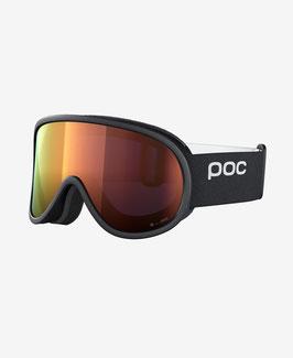 POC Retina Clarity Uranium Black Spektris Orange