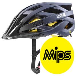 Uvex Helm I-vo  Mips midnight-silver