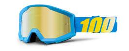 Ride 100% - STRATA Blue / Verspiegelt