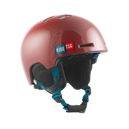 TSG Skihelm ARTIC NIPPER MAXI GRAPHIC DESIGN HEAT