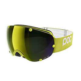 POC Skibrille Lobes HEXANE YELLOW