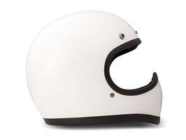 DMD Racer Weiss Glanz / Carbon Kevlar