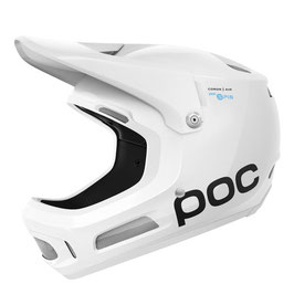 POC CORON AIR SPIN  WEISS /DOWNHILL