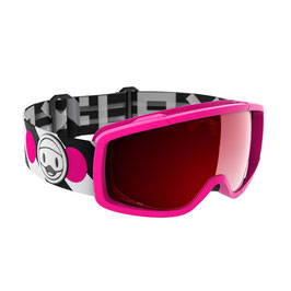 Flaxta Skibrille Candy JR. Pink