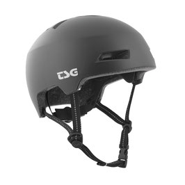 TSG Helm Status satin black