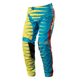 Troy Lee Designs GP Joker Pants Gelb-Türkis