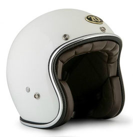70's HELM SUPERFLAT CLASSIC WHITE GLOSSY
